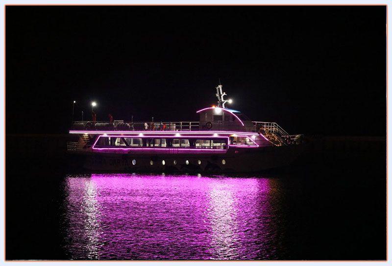کشتی تارا دریای کیش