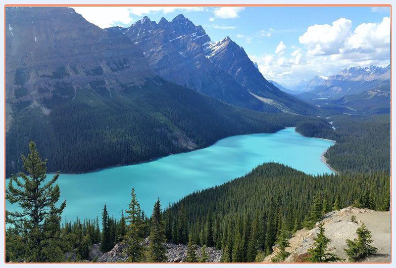 منطقه ایالت غربی کانادا که به بریتیش کلمبیا معروف است