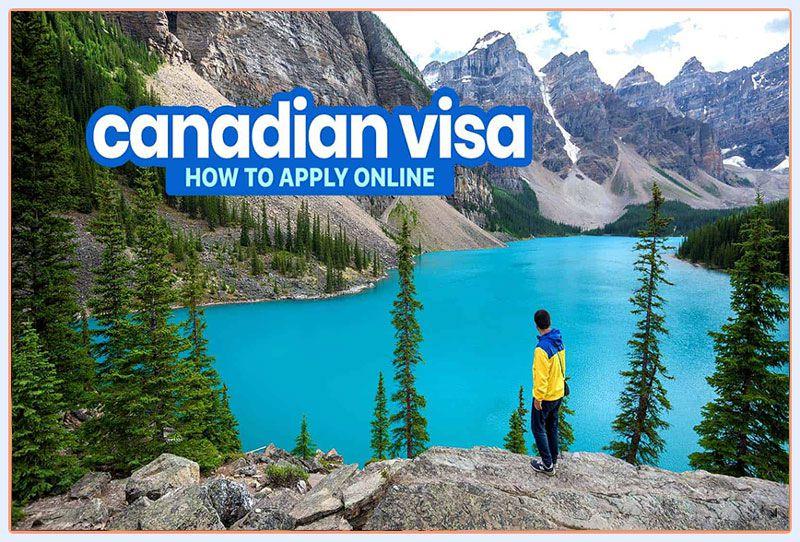 ویزای آنلاین کانادا