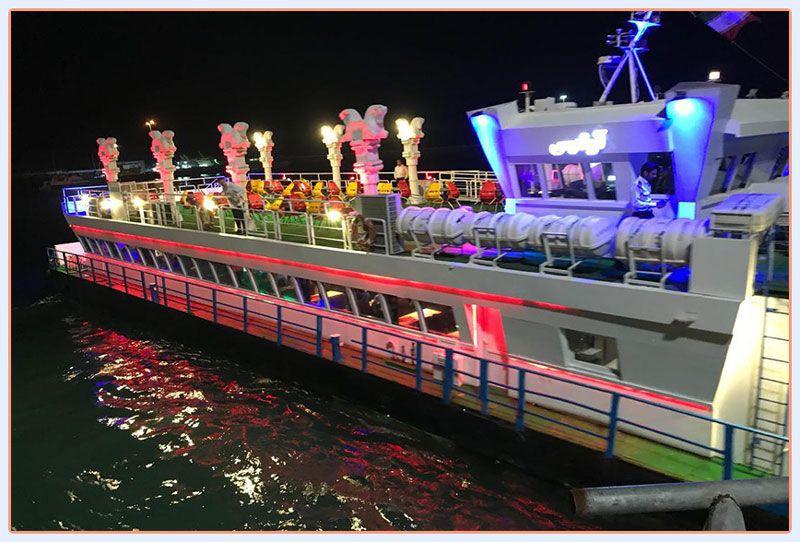 کشتی آرتمیس کیش
